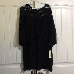 Plus size black Boutique dress size 2x